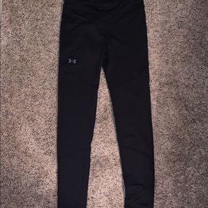 Under armour, black leggings